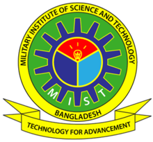 Military Institute of Science and Technology (MIST) logo